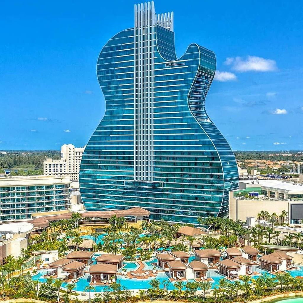 Loạt khách sạn có kiến trúc độc lạ bậc nhất nước Mỹ - 6