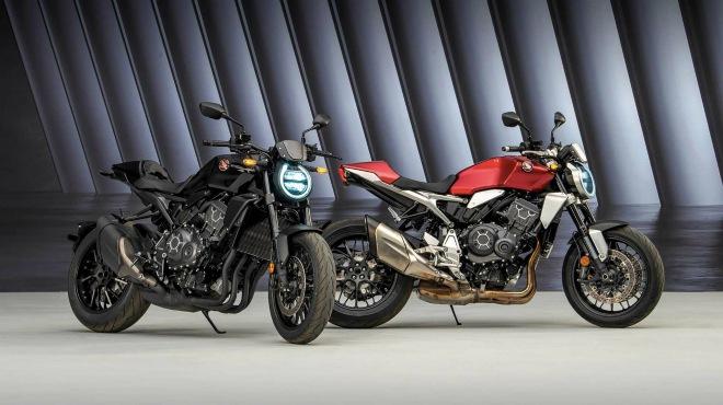 2021 Honda CB1000R Black Edition trình làng, mạnh mẽ như Báo Đen - 1