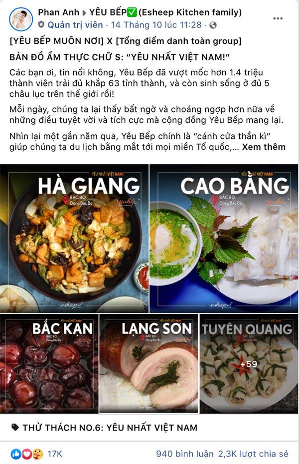 Góp đặc sản quê hương, vẽ nên bản đồ ẩm thực, văn hóa, du lịch Việt - 1