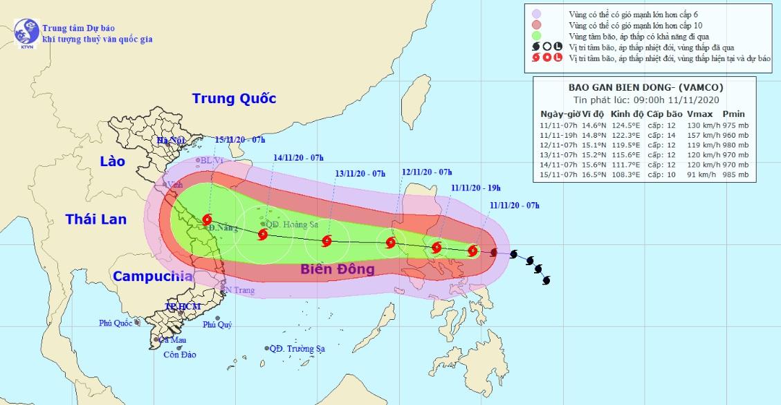 Từ nay đến cuối năm 2020, còn bao nhiêu cơn bão ảnh hưởng tới Việt Nam? - 1