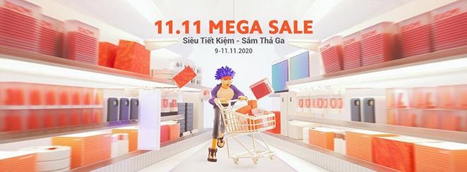 Siêu ưu đãi từ Xiaomi nhân ngày lễ Độc thân 11.11 - 1