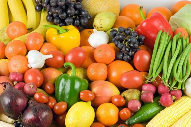 Vì sao trái cây có màu sắc rực rỡ lại giúp chúng ta sống lâu? - 1