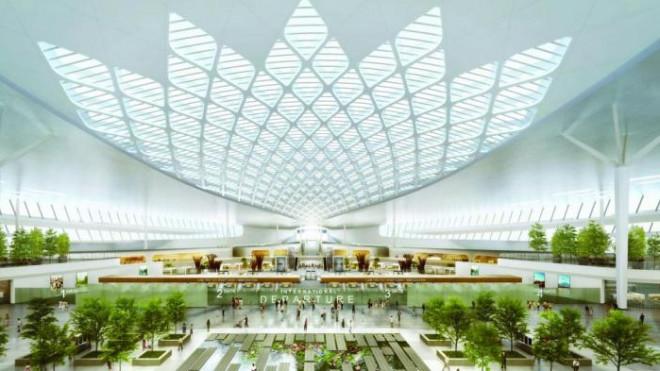 """Thủ tướng phê duyệt giai đoạn 1 dự án """"siêu sân bay"""" Long Thành 4,6 tỷ USD - 1"""