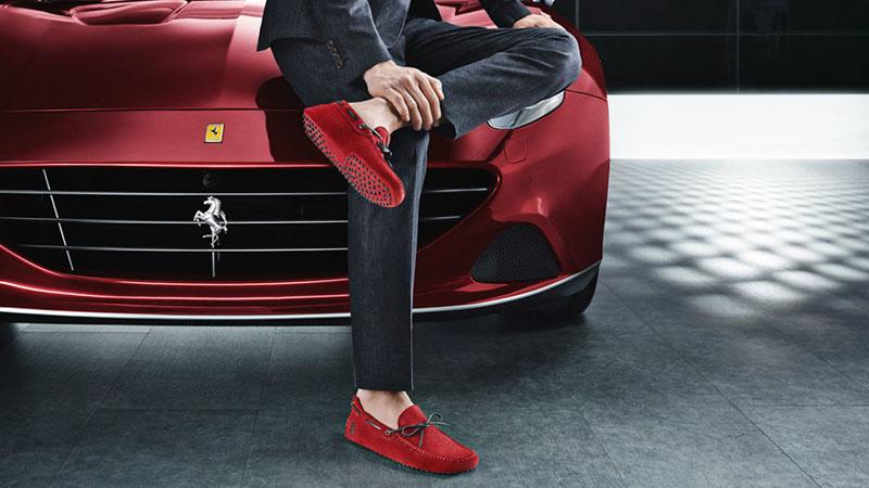 Giày lái xe, đôi giày đa dụng hơn bạn nghĩ - 1