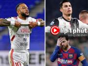 """Juventus, Barca tranh """"hàng thải"""" MU, tiễn Ronaldo - Messi ra đường? (Clip 1 phút Bóng đá 24H)"""