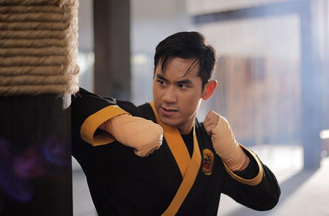 """Diễn viên gốc Việt """"Doctor Strange"""" về nước đóng phim hành động - 1"""