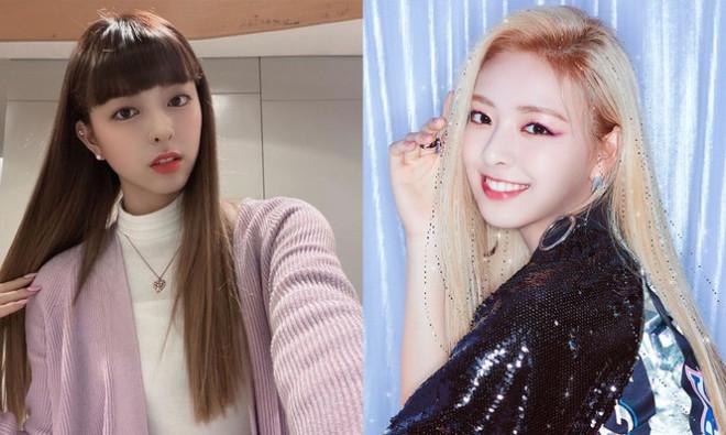 Đâu chỉ riêng Park Min Young, hàng loạt mỹ nhân châu Á bị tóc mái bằng dìm hàng tơi tả - 1