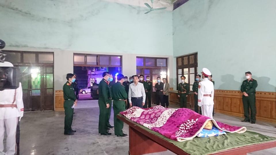 2 chiến sĩ công binh thương vong khi rà phá bom mìn ở Hà Giang - 1