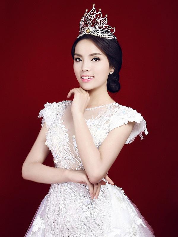 """Gương mặt, vòng 1 thay đổi """"chóng mặt"""" của Hoa hậu Kỳ Duyên sau 6 năm đăng quang - 1"""