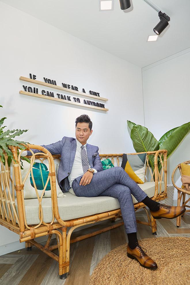 Phan Việt Thắng: The Suits House sẽ tiếp bước mang may mặc Việt vươn tầm thế giới - 1