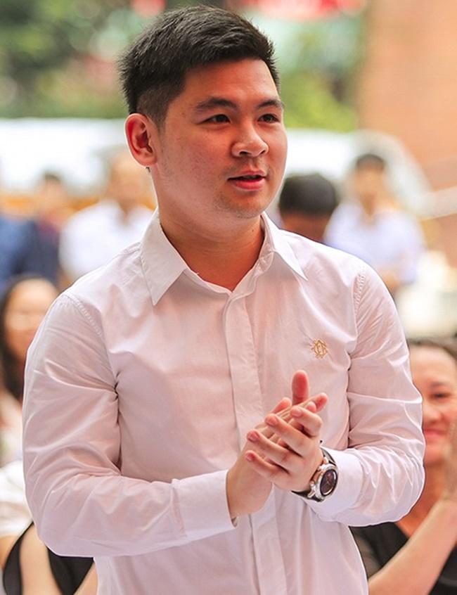 Khi đảm nhận chức vụ chủ tịch CLB Hà Nội, ông Đỗ Vinh Quang cho hay, vị trí này rất áp lực, nhưng sẽ biến áp lực đó thành động lực.