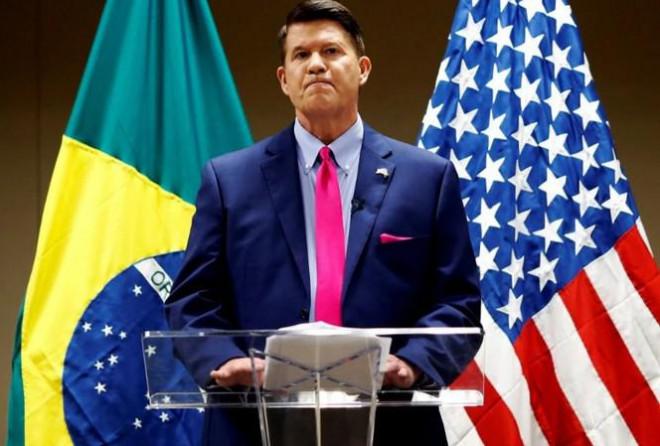 Trung Quốc nổi xung vì Brazil tham gia 'Mạng sạch' của Mỹ - 1