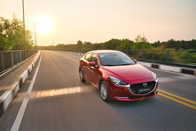 Bảng giá xe Mazda2 lăn bánh tháng 11/2020, ưu đãi tới 50 triệu đồng - 1
