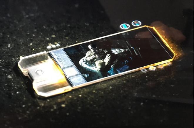 Smartphone tương lai sẽ có thiết kế gây choáng đến mức nào? - 1