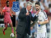 Tin HOT bóng đá 15/11: HLV Ancelotti có thể đem Isco về Everton