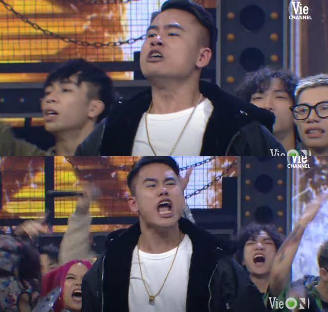 """Karik lên tiếng khi trò cưng bị chỉ trích """"thái độ"""" vì thua Dế Choắt ở Rap Việt - 1"""
