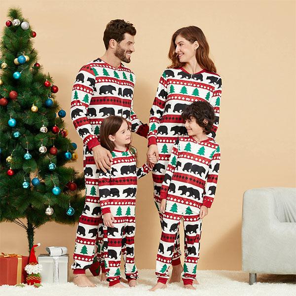 7 gợi ý pyjama Giáng sinh xinh xắn, ấm cúng cho cả gia đình - 1
