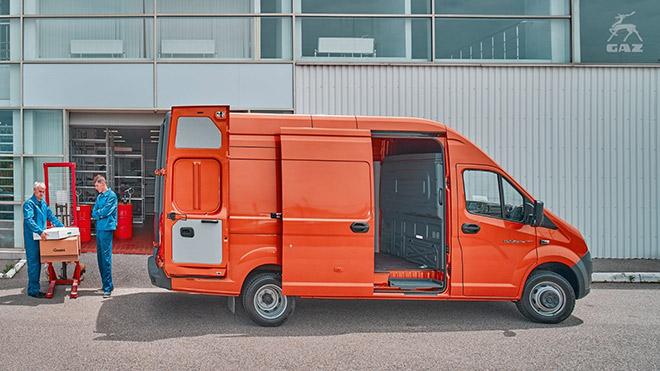 GAZelle NEXT VAN – Sản phẩm xe tải Van nhập khẩu nguyên chiếc từ Châu Âu - 1