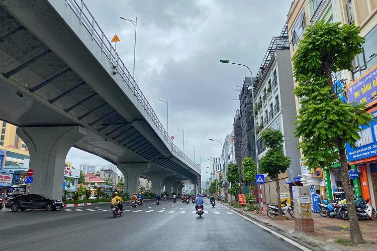"""Ba tuyến đường nghìn tỷ mới mở ở Hà Nội khiến giá đất tăng """"chóng mặt"""" - 1"""