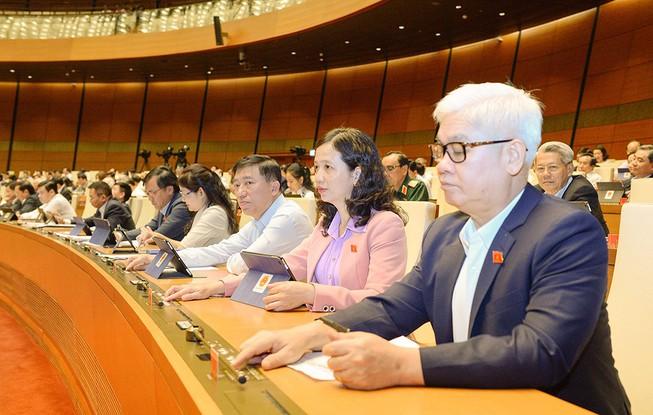 Quốc hội chốt ngày bầu cử năm 2021 - 1