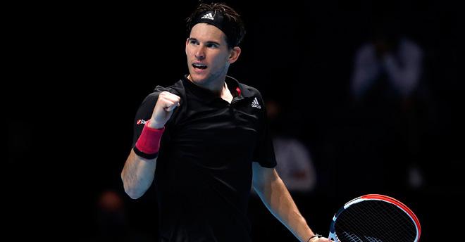 Video tennis Nadal - Thiem: Đỉnh cao chất lượng, chiến thắng xứng đáng (ATP Finals) - 1