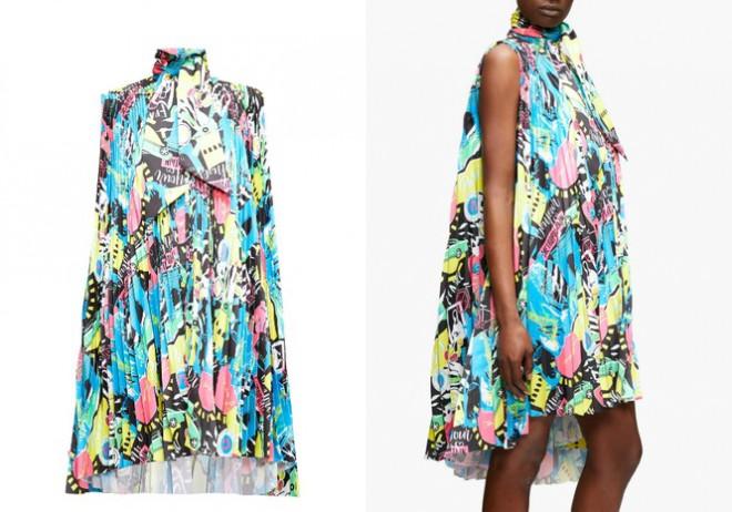Stylist của aespa gây choáng với màn cắt xẻ chiếc váy 82 triệu thành crop-top cho Winter - 1