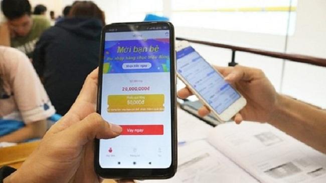 """""""Bi kịch"""" vay tiền qua app điện thoại: Vay 8 triệu, sau 3 tháng nợ thành 200 triệu - 1"""