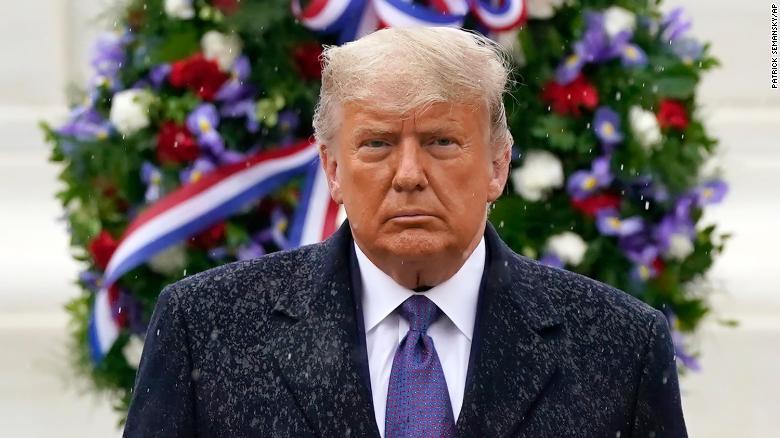 Quyết không nhận thua cử, ông Trump có thể trụ lại bao lâu? - 1