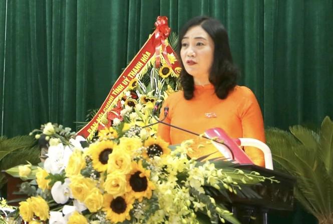 Thanh Hóa có nữ Giám đốc Sở Lao động, Thương binh và Xã hội - 1