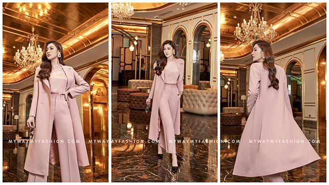 Á hậu Tú Anh khen BST thời trang mới nhất của hãng My Way - 1