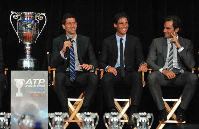 Dự đoán Djokovic, Nadal hay Federer sẽ giành nhiều Grand Slam nhất? - 1