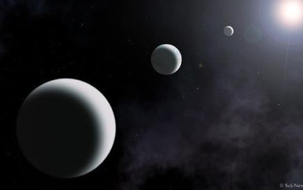 Xuất hiện cặp hành tinh có thể sống được, 1 trong 2 giống Trái Đất khó tin - 1