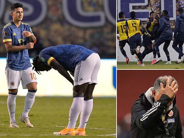 """Sắp quay về Everton, """"Vua kiến tạo"""" James Rodriguez choảng nhau với đồng đội - 1"""