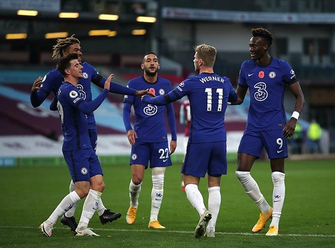 Đáng sợ hàng công Chelsea: Số 1 Ngoại hạng Anh, dàn SAO lên tuyển vẫn ghi 14 bàn - 1