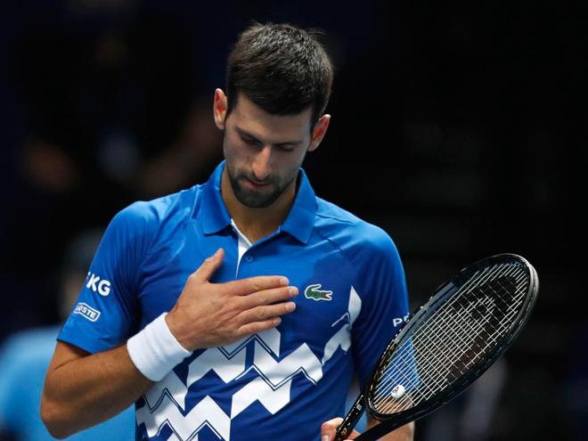 Tin thể thao HOT 19/11: Djokovic tố cáo ATP đối xử bất công với mình - 1