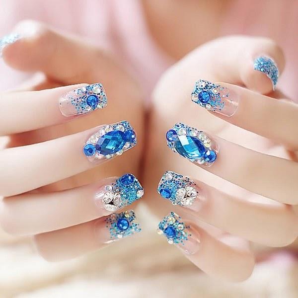 20 mẫu nail đẹp đơn giản cho nữ thêm xinh xắn dẫn đầu xu hướng năm 2021 - 16