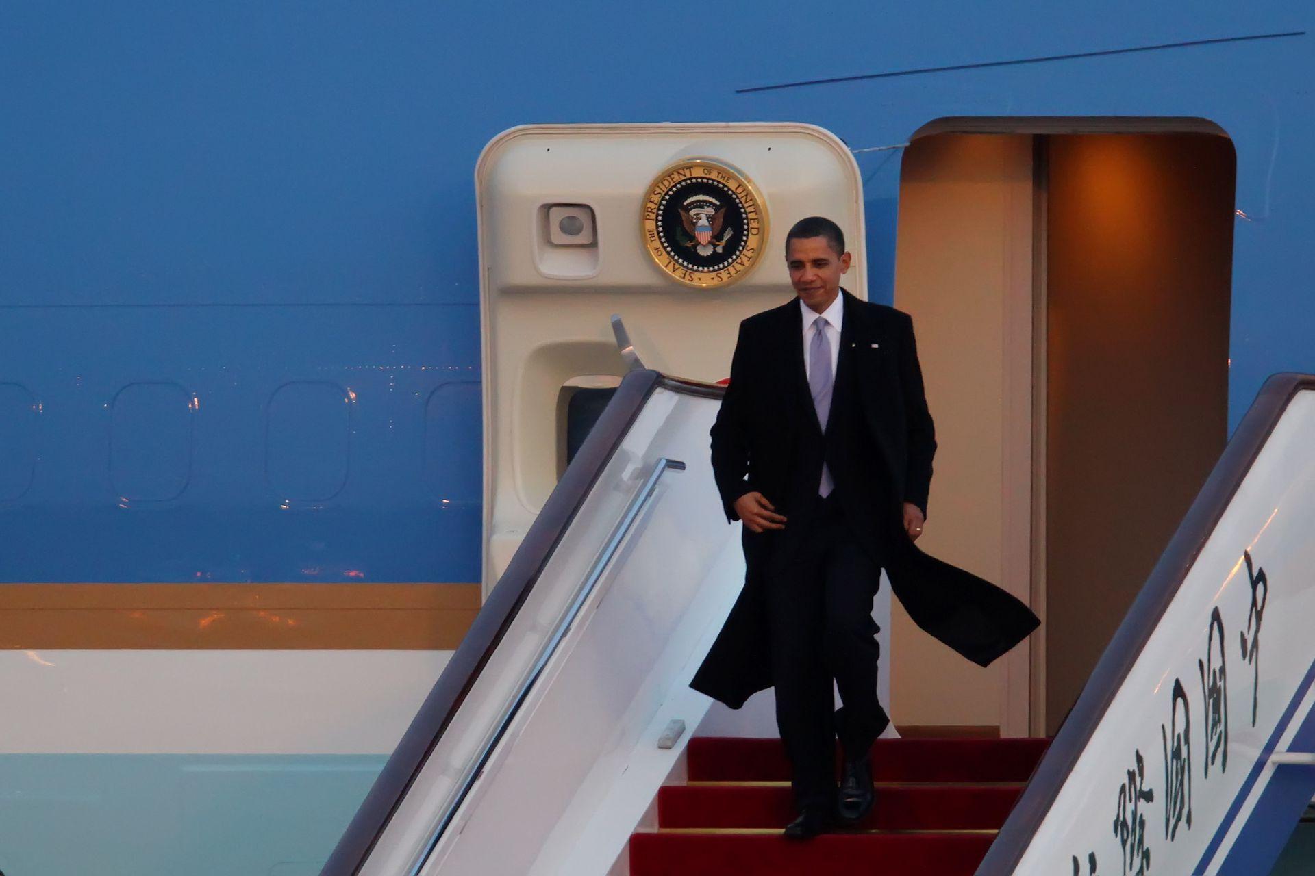 """Chuyến thăm TQ """"sóng gió"""" qua lời hé lộ của ông Obama - 1"""