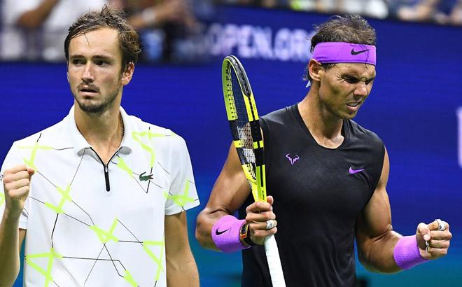 """Medvedev muốn """"đòi nợ"""" Nadal ở bán kết ATP Finals: Hãy mang Rafa tới đây - 1"""