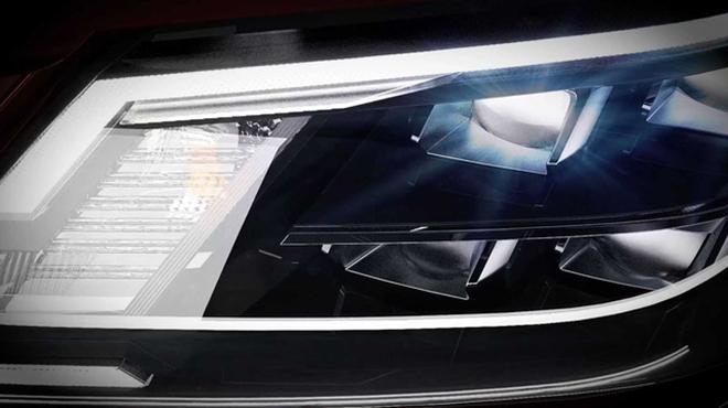 Nissan nhá hàng Terra 2021, nhiều thay đổi đáng giá ở ngoại hình và trang bị - 1