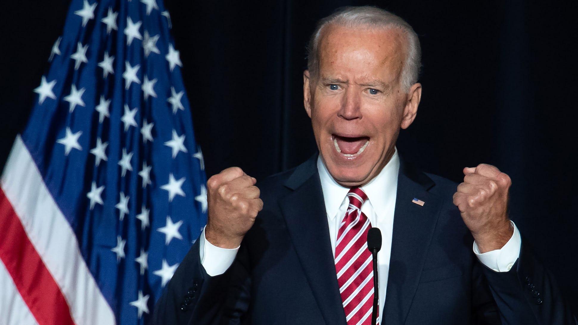 """""""Chịu hết nổi"""" vì ông Trump không nhận thua, ông Biden nói """"lời cay đắng"""" - 1"""