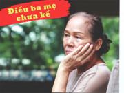 Tin tức sức khỏe - Mẹ 83 tuổi  thức dậy đi tiểu đêm liên tục, con hối hận khi nghe lời mẹ tâm sự!