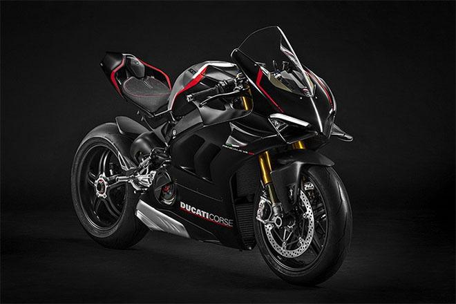"""Ducati trình làng Panigale V4 SP 2021: """"Cực phẩm"""" đường đua - 1"""