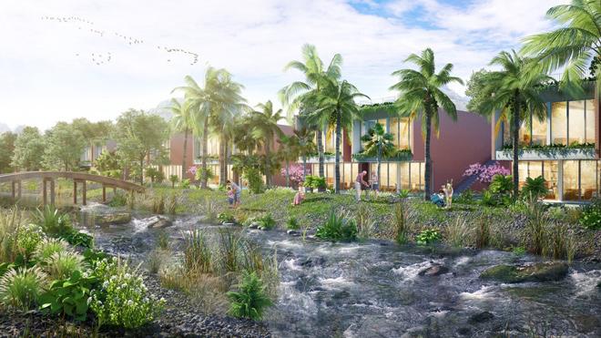 """Giải mã """"cơn sốt"""" căn hộ nghỉ dưỡng ở Vedana Resort Ninh Bình - 1"""