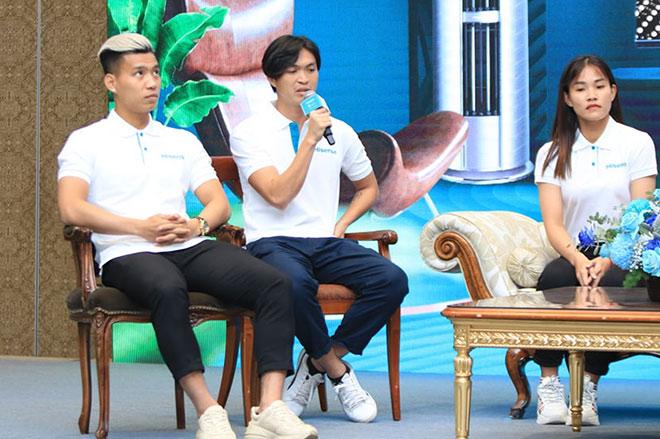 Các tuyển thủ Việt Nam được tặng tiền hỗ trợ nếu gặp chấn thương - 1