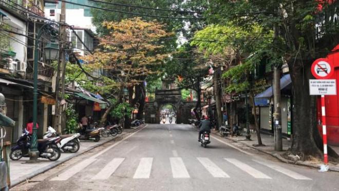 Điểm danh 27 tuyến đường, phố mới, Hà Nội sắp đặt tên - 1