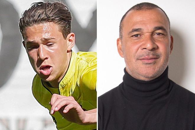 Top cầu thủ trẻ 'cha truyền con nối' của làng bóng đá thế giới - 1