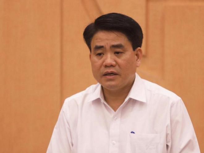 Ông Nguyễn Đức Chung chiếm đoạt tài liệu mật như thế nào? - 1