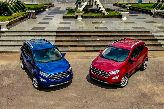 Giá xe Ford EcoSport lăn bánh tháng 11/2020 - 1
