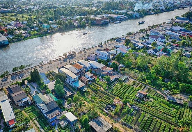 Mỏ vàng mới tại phía Nam Cần Thơ thu hút nhà đầu tư - 1