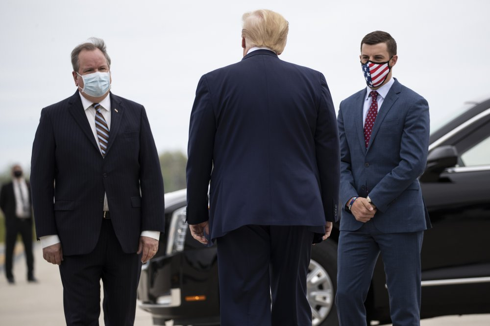 """Ông Trump triệu tập quan chức để """"ra đòn"""" quyết định ở Michigan, người trong cuộc nói điều bất ngờ - 2"""